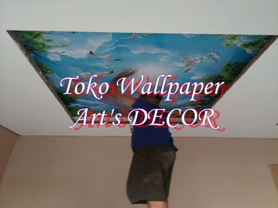 Jual Wallpaper Dinding 3D