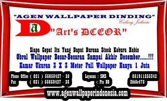 Toko Wallpaper Online Jakarta