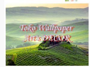 Toko Wallpaper Murah Di Citra Raya Cikupa