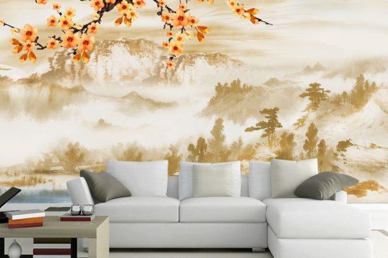 Toko Wallpaper Taman Palem Lestari