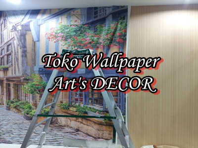 Grosir Wallpaper Dinding Murah